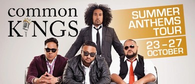 Common Kings - The Summer Anthems Tour