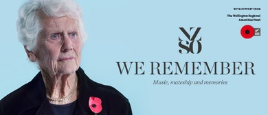 NZSO Presents We Remember