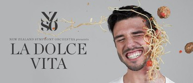 NZSO Presents La Dolce Vita