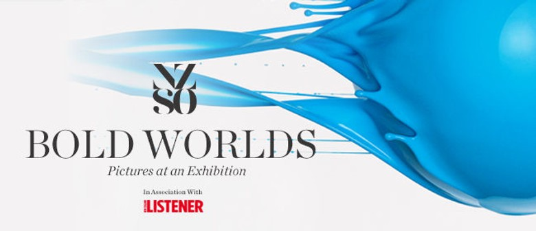 NZSO Presents Bold Worlds - Pictures at an Exhibition