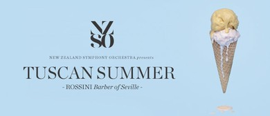 NZSO Presents Tuscan Summer