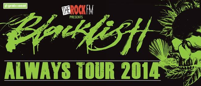 Blacklistt Always Tour