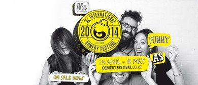 NZ International Comedy Festival