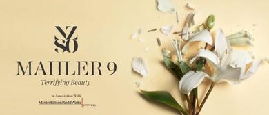 NZSO Presents Mahler 9