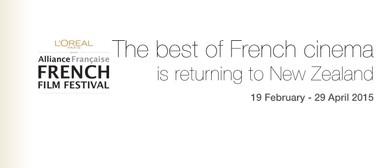 Alliance Française French Film Festival 2015