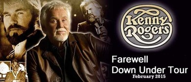 Kenny Rogers Farewell Down Under Tour