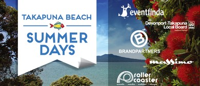 Takapuna Beach Summer Days Festival