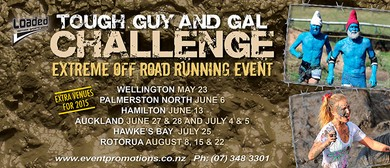 Loaded Tough Guy & Gal Challenge