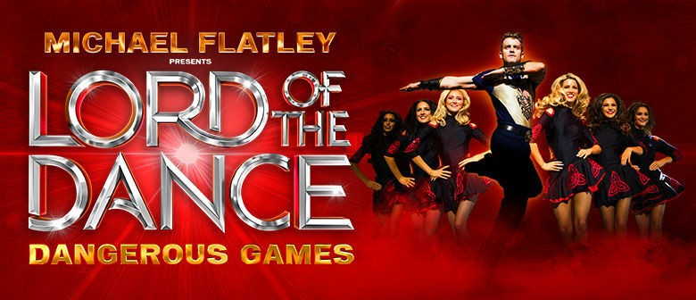 Michael Flatley Lord Of The Dance Tour Nz