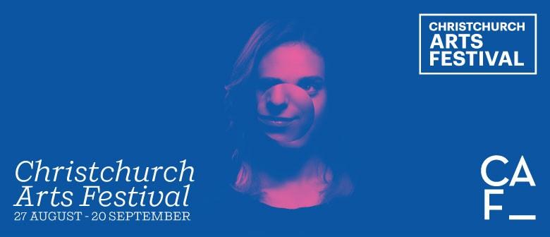 Christchurch Arts Festival 2015