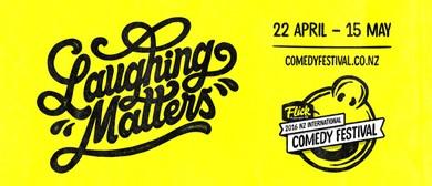 2016 NZ International Comedy Festival