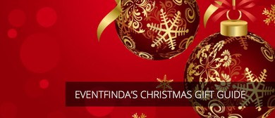 Eventfinda's Christmas Gift Guide