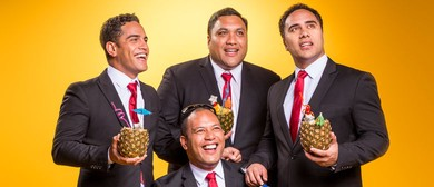 Modern Maori Quartet – That's Us Tour