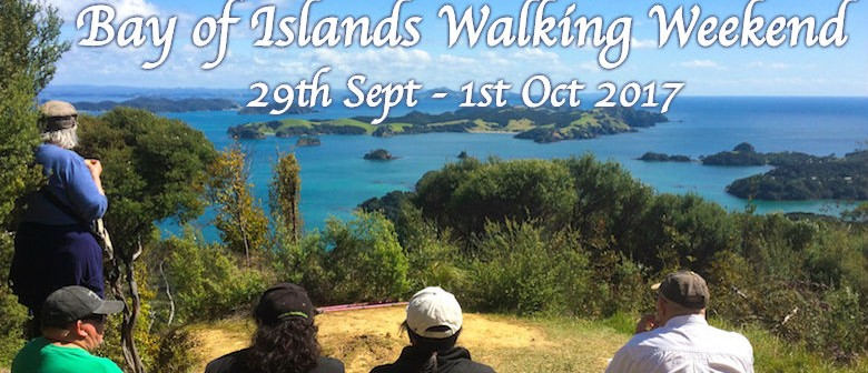 Bay of Islands Walking Weekend