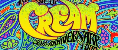 The Music of Cream - 50th Anniversary New Zealand Tour