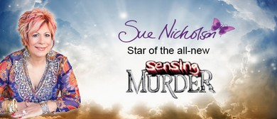 Sue Nicholson - Answers from the Other Side New Tour