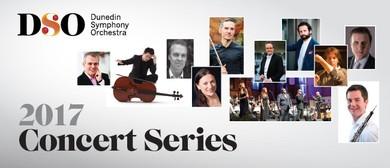 Dunedin Symphony Orchestra 2017 Concert Season