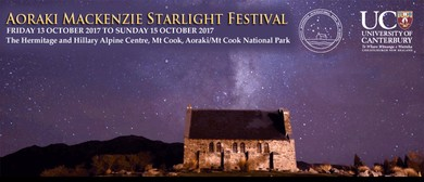 Aoraki Mackenzie Starlight Festival