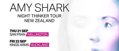 Amy Shark – Night Thinker Tour