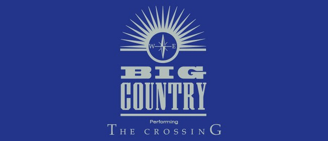 Big Country (Scotland) NZ Tour