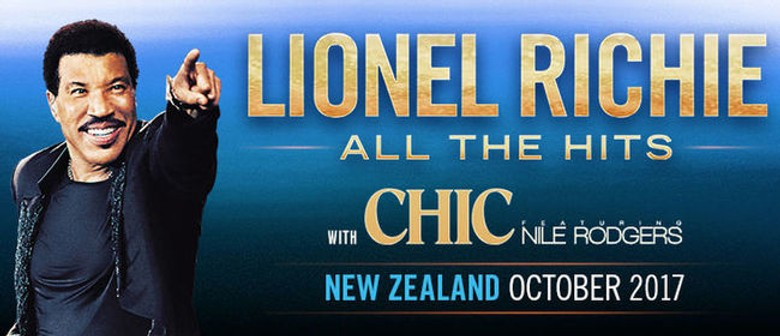 Lionel Richie pushes back his New Zealand tour