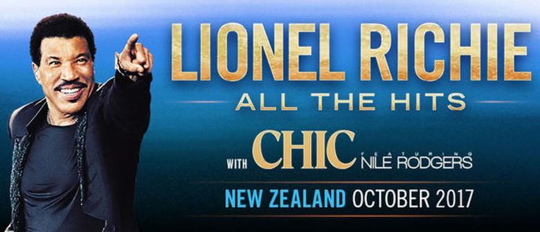 Lionel Richie pushes back his New Zealand tour