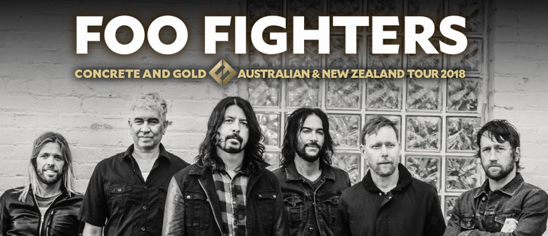 Foo Fighters to play one-off show next year