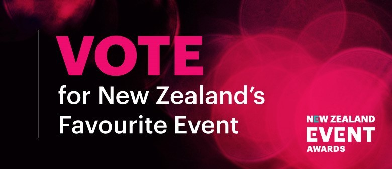 Vote for NZ's Favourite Event