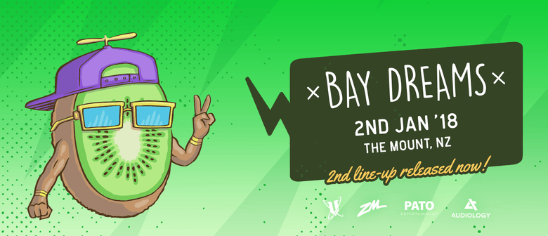 Major big hitters join the Bay Dreams 2018 lineup