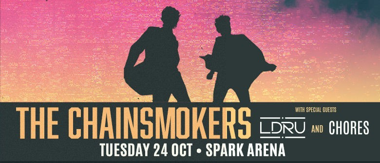 Chainsmokers bring Memories... Do Not Open to Auckland this October