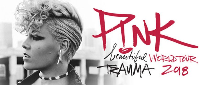 International pop icon P!nk brings Beautiful Trauma Tour to NZ next year