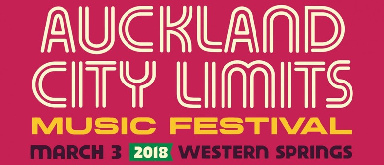 Auckland City Limits announce 2018 lineup