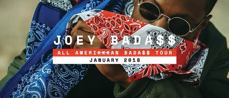 Joey Bada$$ brings headlining show to New Zealand next year