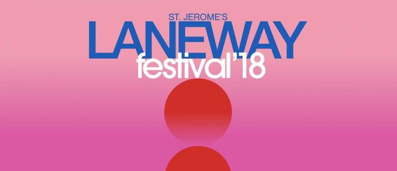 St. Jerome's Laneway Festival announce 2018 lineup