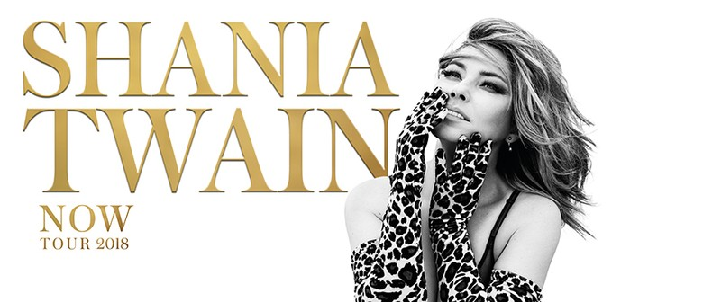 Shania Twain to play debut shows in New Zealand this December