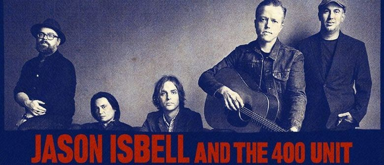 Jason Isbell to play one-off show in Auckland next month