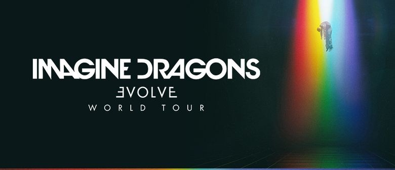 Imagine Dragons bring 'Evolve' tour to NZ shores this May