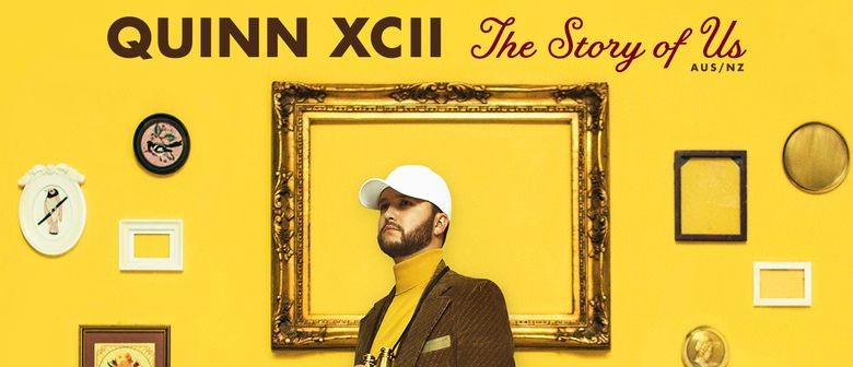Quinn XCII performs headline show in Auckland this June