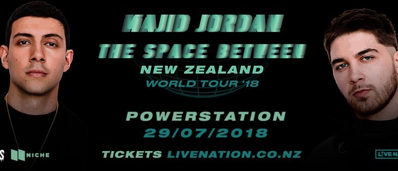 R&B Duo Majid Jordan to hit Auckland this July