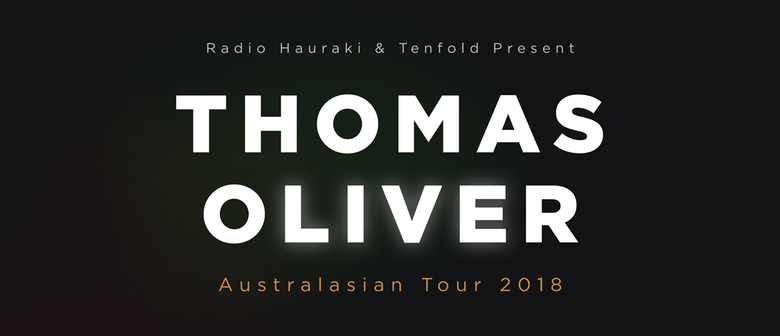 Thomas Oliver announces concert dates to celebrate new live album
