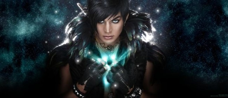 "Adam Lambert ""Glam Nation"" Tour Comes To New Zealand"