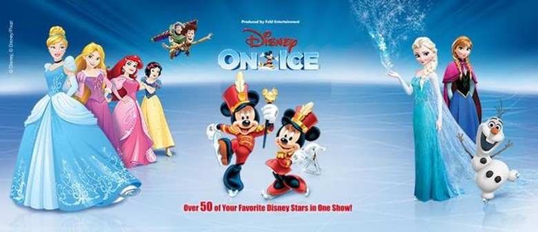 Disney On Ice returns to New Zealand this August