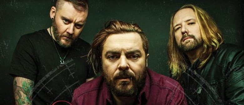 Seether's 'Poison the Parish' tour hits NZ shores this month