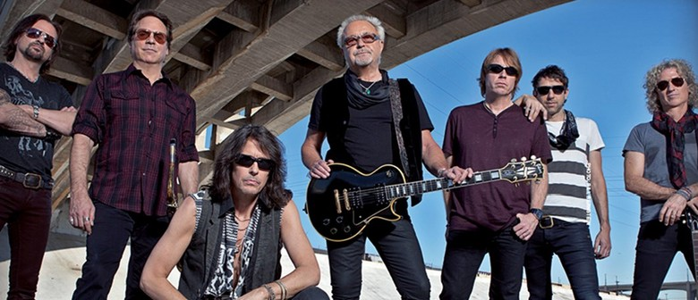 Legendary rockstars Foreigner will invade New Zealand this November