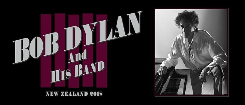 Bob Dylan reveals anticipated New Zealand arena dates this August