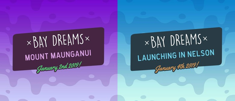 Bay Dreams Festival goes to South Island in 2019
