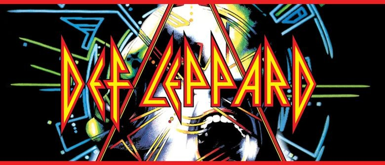 Def Leppard to run riot with their 'Hysteria' concert in Auckland this November