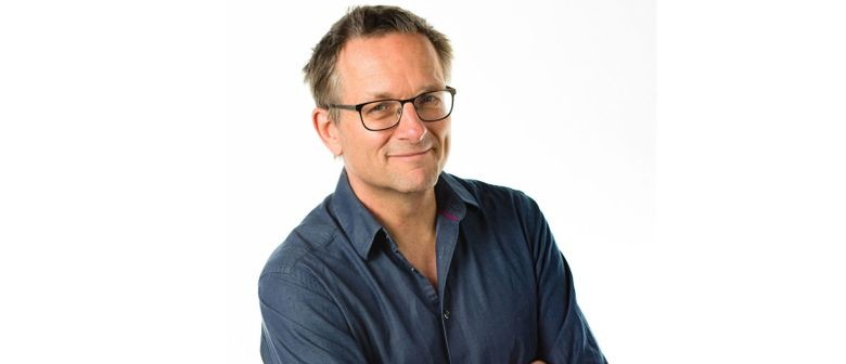 Carly Flynn interviews Dr Michael Mosley