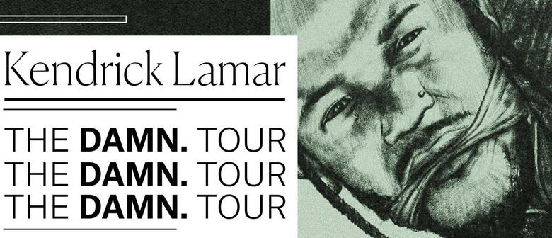 Kendrick Lamar's 'The Damn.' tour to rule Kiwi stages next month