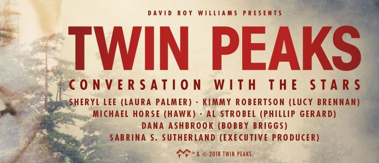 Cast of Twin Peaks to meet with NZ fans this August